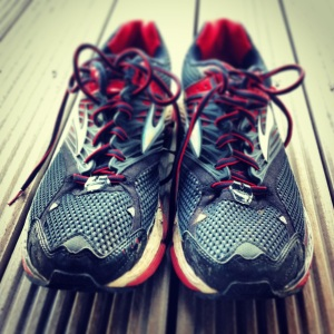 Running Shoes - 850km